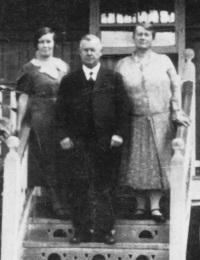 Ruth, John and Augustina