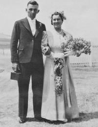 Ruth and Harold 1935