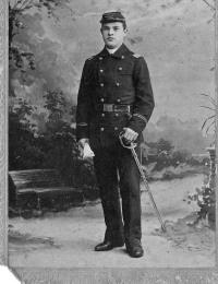 Boys Brigade c 1893-1898