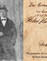 Who is Robert Heinrich?