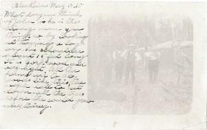 Postcards to America