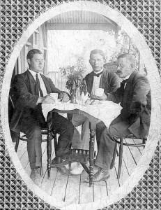 The distinguished gentlemen