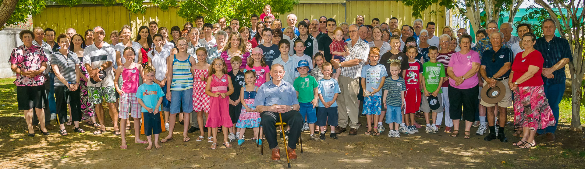 Heinrich Family Laidley 2008